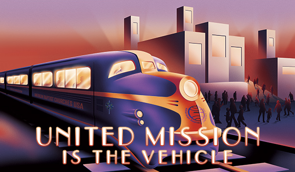 United Mission is the Service
